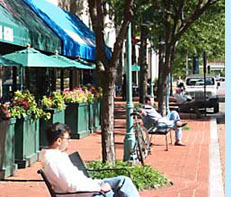 Shirlington cafes