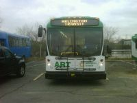 ART new buses 2 front
