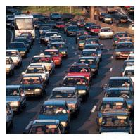 Traffic 4 lanes