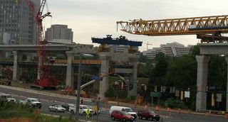 Metro extensions to Tysons WTOP file photo