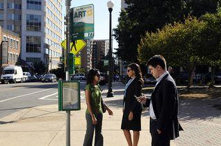 Bus Stop AS