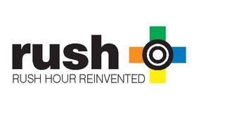 Rush+ logo