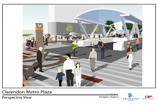 Clarendon_metro_updated_metroentrance